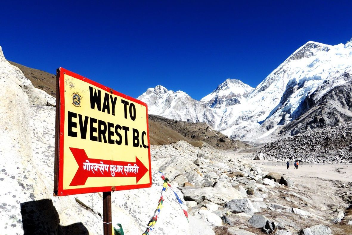 Nepal – w cieniu Everestu